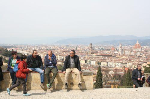 Language learning abroad