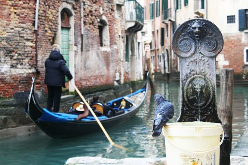 Faculty-led Study Abroad in Italy